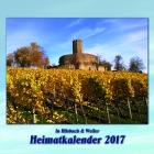 Heimatkalender 2017 - Titelseite