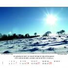 Heimatkalender 2018 - Januar