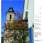Heimatkalender 2018 - September