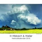 Heimatkalender 2018 - Titelblatt
