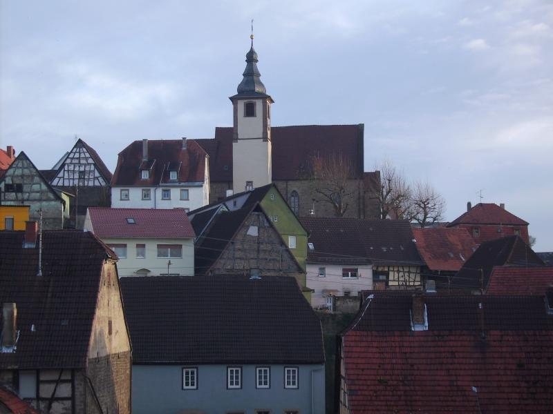 Michaelskirche Hilsbach