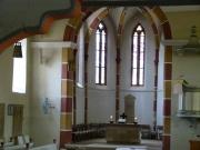 Chor der Michaelskirche Hilsbach
