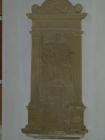 Grabmal in der Michaelskirche Hilsbach