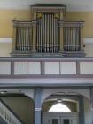 Orgel der Michaelskirche Hilsbach (erbaut von L. Voit & Sohn in Durlach 1873/74)