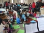 Weihnachten 2013: Gottesdienst für die Kleinsten
