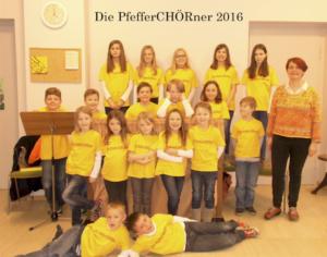 PfefferCHÖRner @ ev. Gemeindehaus Hilsbach | Sinsheim | Baden-Württemberg | Deutschland