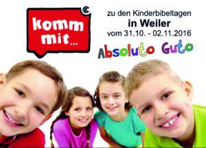 Komm mit - Kinderbibeltage @ Alte Kelter Weiler | Sinsheim | Baden-Württemberg | Deutschland